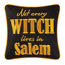 Not Every Witch Lives Pillow