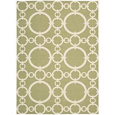 "Nourison Waverly Sun n' Shade Area Rug - 7'9"" x 10'10"""