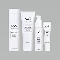 NXN Acne Edit System With Multi Fruit Acids, Probiotics and Actives