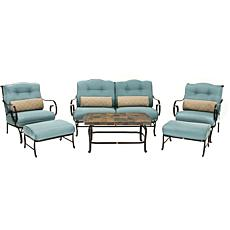 Oceana 6-piece Outdoor Lounge Set