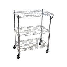 Oceanstar 3-Tier All-Pupose Utility Cart