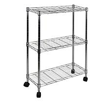 Oceanstar 3-Tier All-Purpose Utility Rack