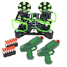 Odyssey Toys Starstriker Glow in the Dark Target Game