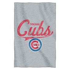 Official MLB Sweatshirt Throw by Northwest - Cubs