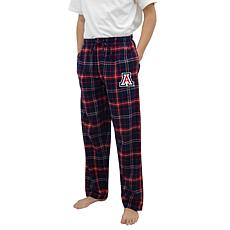 Officially Licensed Concepts Sport Men's Plaid Flannel Pant - Arizona