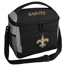 Officially Licensed Cooler Bag/Lunch Box, 12-Can Capacity - Saints