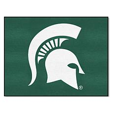 Officially Licensed Michigan State University All-Star Mat