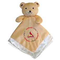 """Officially Licensed MLB 14"""" Snuggle-Bear Blanket - St. Louis Cardinals"""