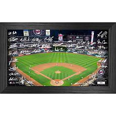 Officially Licensed MLB 2021 Signature Field Photo Frame - Minnesota