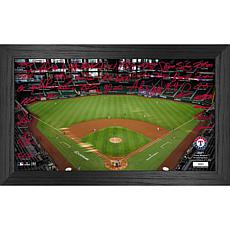 Officially Licensed MLB 2021 Signature Field Photo Frame - Texas