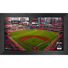 Officially Licensed MLB 2021 Signature Field Photo Frame - Atlanta