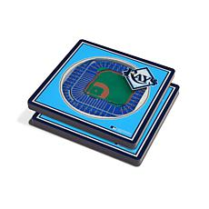Officially Licensed MLB 3D StadiumViews Coasters - Tampa Bay Rays
