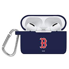 Officially Licensed MLB AirPods Pro Case Cover - Boston Red Sox