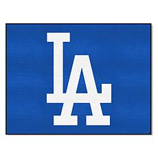Officially Licensed MLB All-Star Door Mat - Los Angeles Dodgers