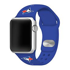 Officially Licensed MLB Apple Watchband 42/44mm - Toronto Blue Jays