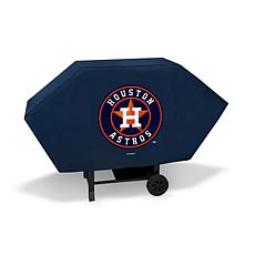 Officially Licensed MLB Executive Grill Cover - Astros