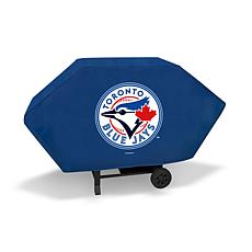 Officially Licensed MLB Executive Grill Cover - Blue Jays
