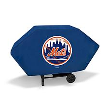 Officially Licensed MLB Executive Grill Cover - Mets
