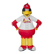 Officially Licensed MLB Inflatable Mascot - St. Louis Cardinals