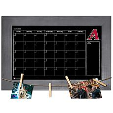 Officially Licensed MLB Monthly Chalkboard - Arizona Diamondbacks