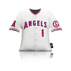 Officially Licensed MLB Plushlete Big League Jersey Pillow - Angels