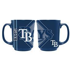 Officially Licensed MLB Reflective Mug - Tampa Bay Rays