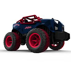 Officially Licensed MLB Remote Control Monster Truck-Cleveland Indians