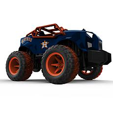 Officially Licensed MLB Remote Control Monster Truck - Houston Astros