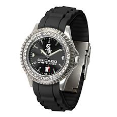 Officially Licensed MLB Sparkle Series Watch - Chicago White Sox
