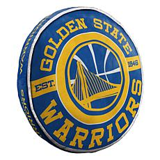 Officially Licensed NBA 148 Cloud Pillow - Warriors