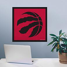 "Officially Licensed NBA 23"" Felt Wall Banner - Toronto"