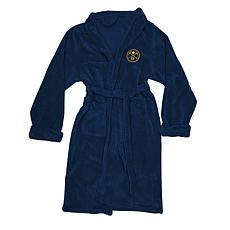 Officially Licensed NBA 349 L/XL Bathrobe - Nuggets
