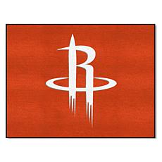 Officially Licensed NBA All-Star Door Mat - Houston Rockets