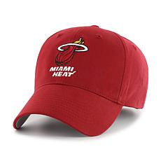 Officially Licensed NBA Classic Adjustable Hat - Miami Heat