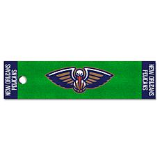 Officially Licensed NBA Putting Green Mat  - New Orleans Pelicans
