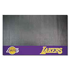 Officially Licensed NBA Vinyl Grill Mat  - Los Angeles Lakers