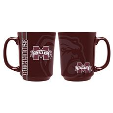 Officially Licensed NCAA 11 oz. Reflective Mug - Mississippi State
