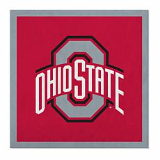 """Officially Licensed NCAA 23"""" Felt Wall Banner - Ohio State"""