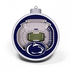 Officially Licensed NCAA 3D StadiumView Ornament 2-pack - Penn State