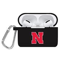 Officially Licensed NCAA Apple AirPods Pro CaseCover -Nebraska Huskers