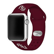 Officially Licensed NCAA Apple Watch Band - FL State (38/40mm Maroon)