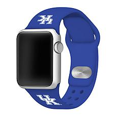Officially Licensed NCAA Apple Watch Band - KY Wildcats (38/40mm Blue)