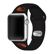 Officially Licensed NCAA Apple Watch Band - Oregon St (38/40mm Black)