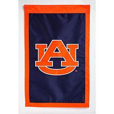 Officially Licensed NCAA Applique House Flag - Auburn