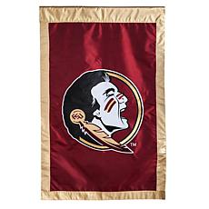 Officially Licensed NCAA Applique House Flag - Florida State