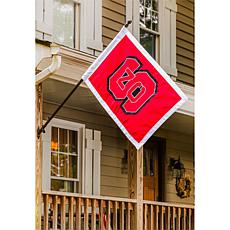 Officially Licensed NCAA Applique House Flag - NC State