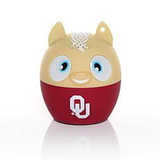 Officially Licensed NCAA Bitty Boomers Bluetooth Speaker - Oklahoma