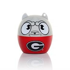 Officially Licensed NCAA Bitty Boomers Bluetooth Speaker - Georgia