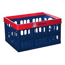 Officially Licensed NCAA Collapsible Crate - Arizona