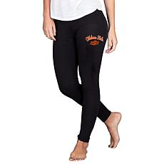 Officially Licensed NCAA Concepts Sport Fraction Legging - Oklahoma St